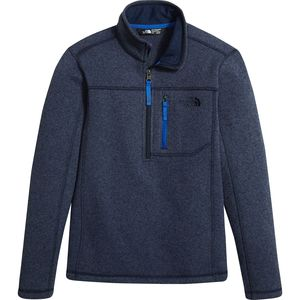 The North Face Gordon Lyons 1/4-Zip Fleece Jacket - Boys'