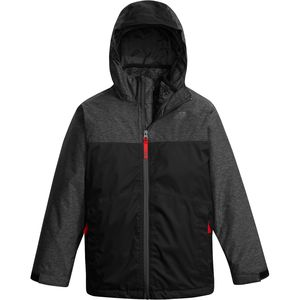 The North Face Chimborazo Hooded Triclimate Jacket - Boys'