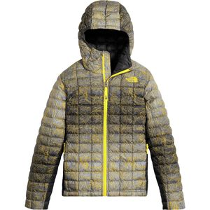 The North Face ThermoBall Hooded Insulated Jacket - Boys'