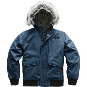 The North Face Gotham Down Hooded Jacket - Boys'