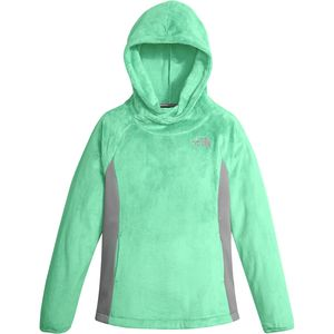 The North Face Oso Hooded Fleece Pullover - Girls'