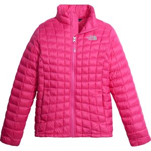 The North Face ThermoBall Full-Zip Insulated Jacket - Girls'