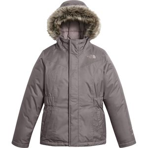 The North Face Greenland Hooded Down Parka - Girls'