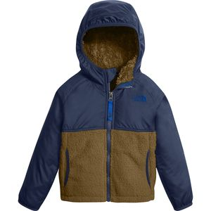 The North Face Sherparazo Hooded Fleece Jacket - Toddler Boys'