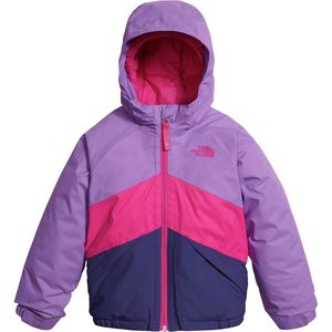 The North Face Brianna Hooded Insulated Jacket - Toddler Girls'