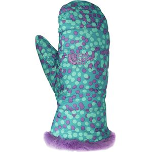 The North Face Reversible Mossbud Swirl Mitten - Girls'