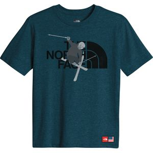 The North Face International Collection Tri-Blend T-Shirt - Boys'