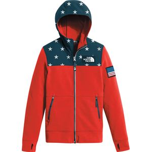 The North Face International Collection Full-Zip Hoodie - Girls'