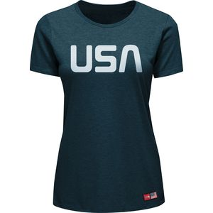 The North Face International Collection Dome Fill Tri-Blend T-Shirt - Women's