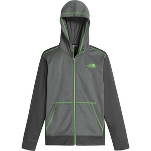 The North Face Tech Glacier Full-Zip Hoodie - Boys'