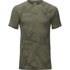 The North Face Kilowatt Seamless Short-Sleeve Shirt - Men's