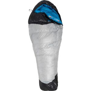 The North Face Blue Kazoo Sleeping Bag: 20 Degree Down