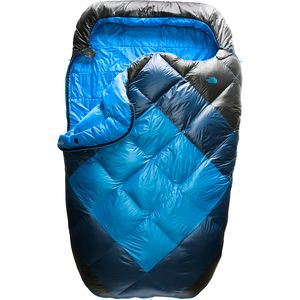 The North Face Campforter Double Sleeping Bag: 20F Down