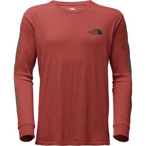 The North Face Have You Herd Well-Loved Cotton Long-Sleeve T-Shirt - Men's