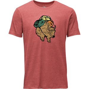The North Face Yak Pack Tri-Blend T-Shirt - Men's