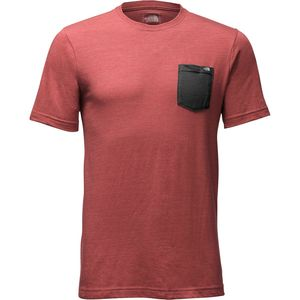 The North Face Tri-Blend Pocket T-Shirt - Men's