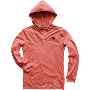 The North Face Henley Tri-Blend Pullover Hoodie - Men's