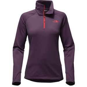The North Face Borod 1/4 Zip Fleece Pullover Jacket - Women's