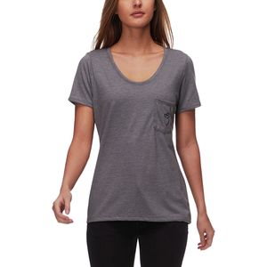 The North Face Tri-blend Short-Sleeve Pocket T-Shirt - Women's