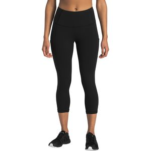 The North Face Motivation High Rise Pocket Crop Capri - Women's