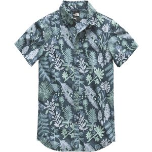 The North Face Bay Trail Novelty Woven Short-Sleeve Shirt - Men's