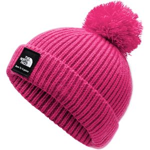 The North Face Box Logo Pom Beanie - Infants'