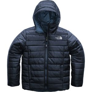 The North Face Reversible Perrito Hooded Insulated Jacket - Boys'