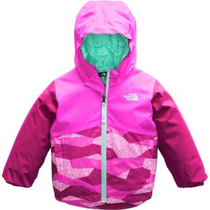 The North Face Snowquest Insulated Jacket - Toddler Girls'
