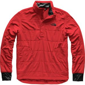 The North Face Mountain Sweatshirt 1/4 Snap Neck Jacket - Men's