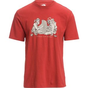 The North Face Well-Loved Original Camper T-Shirt - Men's