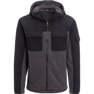 Deals on The North Face Mens Salinas Hooded Jacket