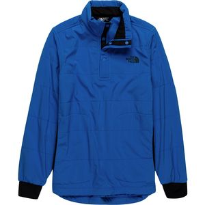 The North Face Mountain 1/4-Snap Neck Sweatshirt - Boys'