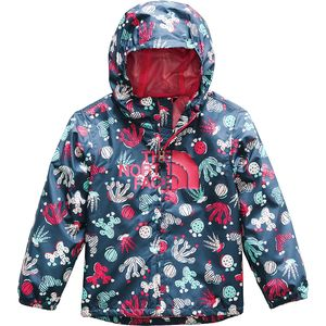 The North Face Novelty Flurry Wind Jacket - Toddler Girls'