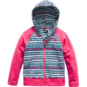 The North Face Glacier Full-Zip Hooded Jacket - Infant Girls'