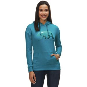 The North Face Bearscape Tri-Blend Pullover Hoodie - Women's