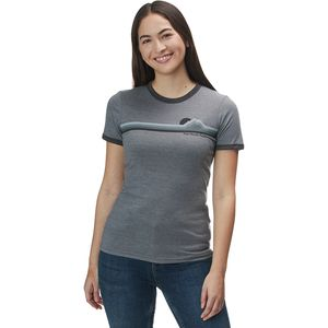 The North Face More Than A Ringer Tri-Blend T-Shirt - Women's