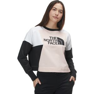 The North Face Train N Logo Crop Pullover - Women's
