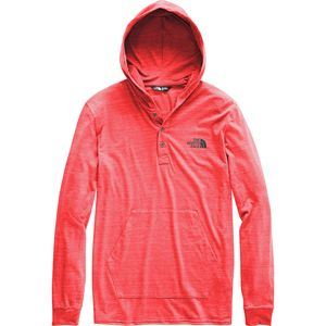 The North Face Tri-Blend Henley Hoodie - Men's