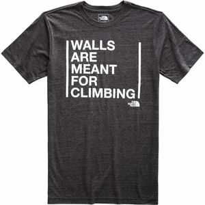 The North Face Meant To Be Climbed Triblend T-Shirt - Men's