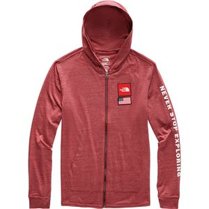The North Face Americana Tri-Blend Full-Zip Hoodie - Men's