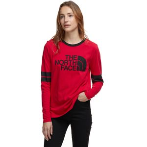 The North Face Collegiate Long-Sleeve T-Shirt - Women's