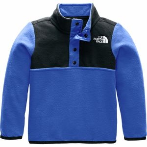 The North Face Glacier 1/4-Snap Fleece Jacket - Toddler Boys'