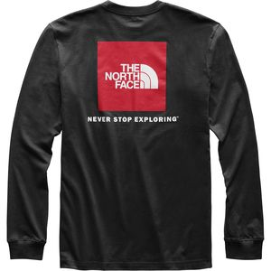 The North Face Red Box Long-Sleeve T-Shirt - Men's