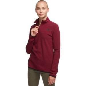 The North Face TKA Glacier 1/4-Zip Fleece Pullover - Women's