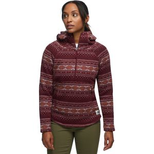 The North Face Printed Crescent Pullover Hoodie - Women's