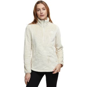The North Face Osito 1/4-Zip Fleece Pullover - Women's