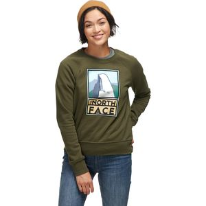 The North Face Bottle Source Crew Sweatshirt - Women's