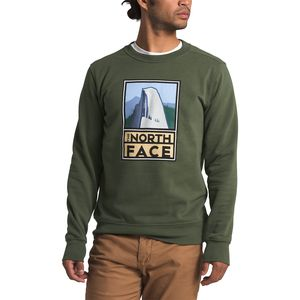 The North Face Bottle Source Crew Fleece Sweatshirt - Men's