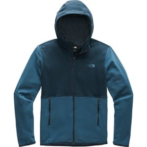 The North Face TKA Glacier Full-Zip Hooded Fleece Jacket - Men's