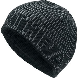 The North Face Texture Logo Beanie